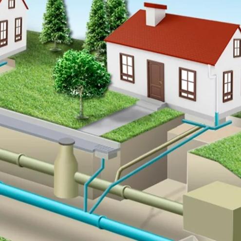 Сети водоснабжения