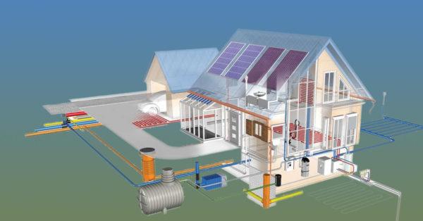 инженерные сети водоснабжения и водоотведения